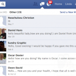 Saving Facebook: 10 Weirdest 'Other' Inbox Folder Messages