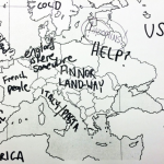 12 Americans Miserably Fail To Label Map Of Europe [Gallery]