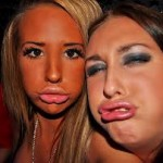 Saving Facebook: 20 Of The Worst Duckfaces EVER