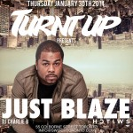 Just Blaze Returns To #TurntUp @ Switch Toronto January 30th [Audio Preview]