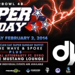 5 Reasons You Need To Attend Super Bowl Sunday & Dyro On Campus