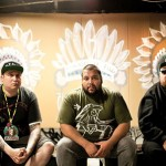 A Tribe Called Red @ London's Hideaway Records & Bar February 6th [Audio Preview]