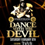 The Devil From Acapulco Mexico Live @ Aria Complex February 8th