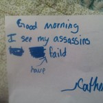 30 of the Meanest Notes Written By Kids