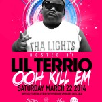 Lil Terrio @ Toronto's Aria Complex Saturday March 22nd [Video]