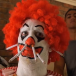 The Most Extreme NekNomination Ever Starring Ronald McDonald [Video]