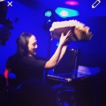 40 Awesome Instagrams From Steve Aoki's Secret #BudLightLiving House Party In London, On