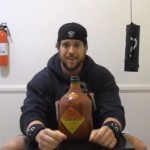Stupid Man Attempts To Drink An Entire Gallon Of Tabasco Sauce [Video]