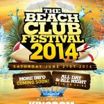 Beach Club Festival 2014 @ Wild Water Kingdom [Video]