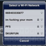 40 Funniest Wifi Network Names [Gallery]