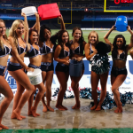 Toronto Argos Cheerleaders Do The Ice Bucket Challenge [Video]