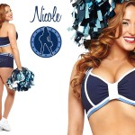 LDU's Monday Morning Mistress: Argonauts Cheerleader Nicole