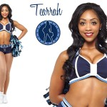 LDU's Monday Morning Mistress: Argonauts Cheerleader Tearrah