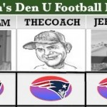NFL Predictions by TheCoach, Malcolm, Jeremiah & Craig [Week 7]