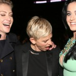 This image has nothing to do with the video, but it makes me laugh, because Ellen has the best life. Why can't I be Ellen?