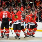 Blackhawks Celebrated Thanksgiving As Stanley Cup Betting Favorites